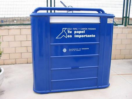 Solo en Navidad se reciclarán más de 800 millones de kilos de papel, el 20% del total del año