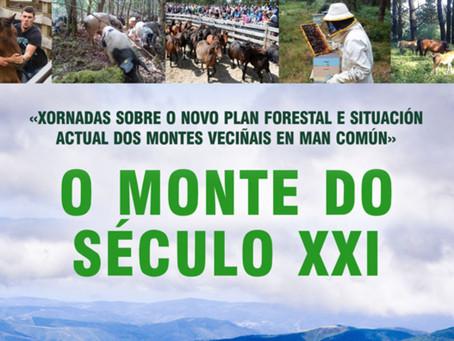 El Campus de Lugo acoge unas jornadas sobre el monte del sigloXXI
