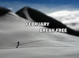 """""""February Break Free"""" - Camminare nella neve delle Dolomiti orientali di Selva di Cadore con Guida."""