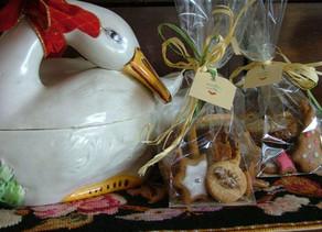 I biscotti di Natale nelle Dolomiti