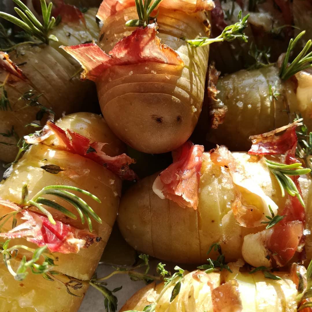 patate allo speck ristorante selva di ca