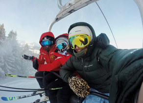 Wild Ski Safari nelle Dolomiti Orientali