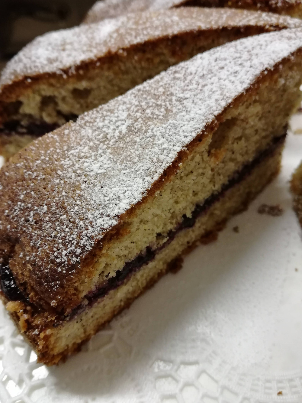 torta gluten free senza glutine
