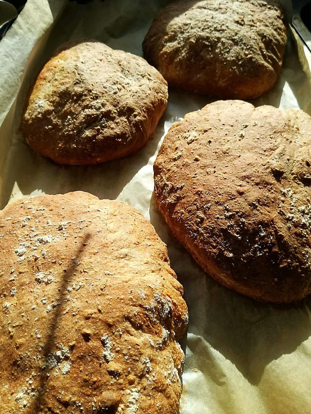pane delle dolomiti puccia hotel ca' del bosco ricetta preparazione