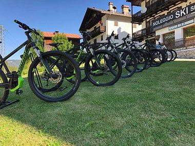 Noleggio Bikes & Ebikes Convenzionato