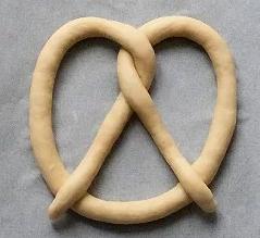 bretzel prezel ricetta come si preparano selva di cadore