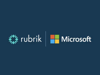 WIRD partner company Rubrik announces strategic agreement with Microsoft to combat Ransomware