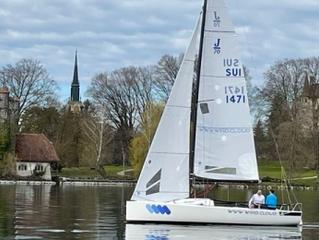 "SCC Yacht J-70 ""WIRD.Cloud"" Ready for the Sailing Season"
