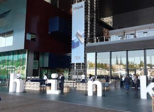 WIRD at the IBM Think 2018, KKL Lucerne