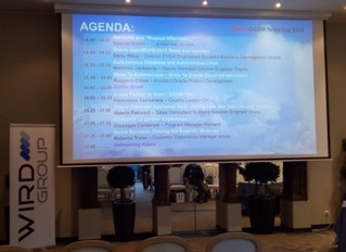 Oracle Cloud Ticino Day