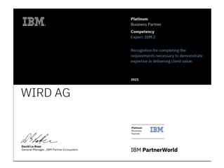 """WIRD named """"Expert"""" for IBM Z Mainframe Systems"""