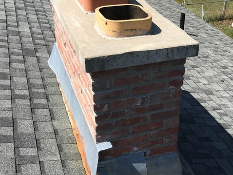 This chimney is hiding something!