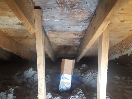 Venting in the Attic