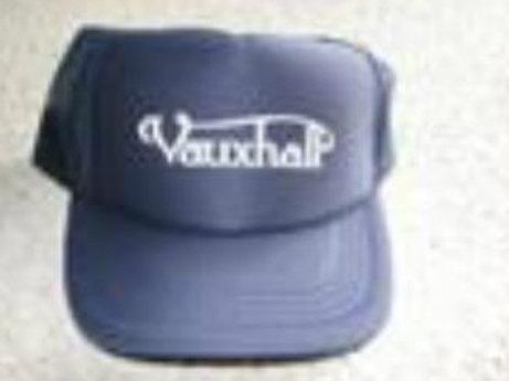 Cap - Blue - Vauxhall