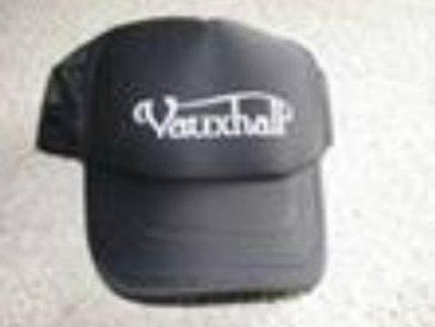 Cap - Black - Vauxhall