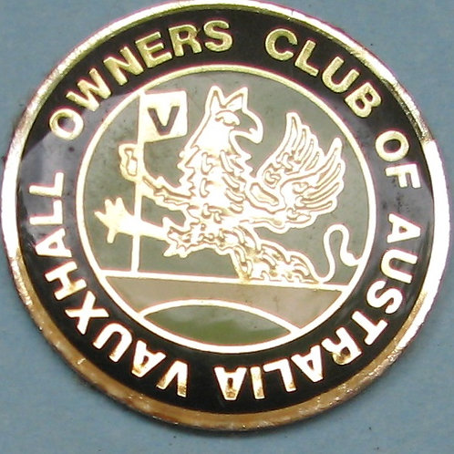 Badge - VOCA Epoxy (25mm Round)