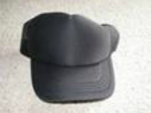 Cap - Black - Plain