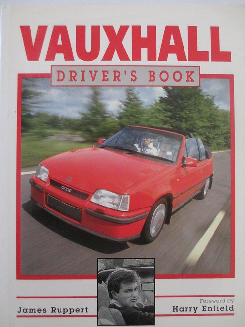 Vauxhall Drivers Book