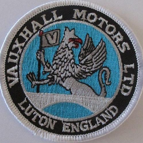 Patch - Vauxhall Luton Sliver (75mm Round)