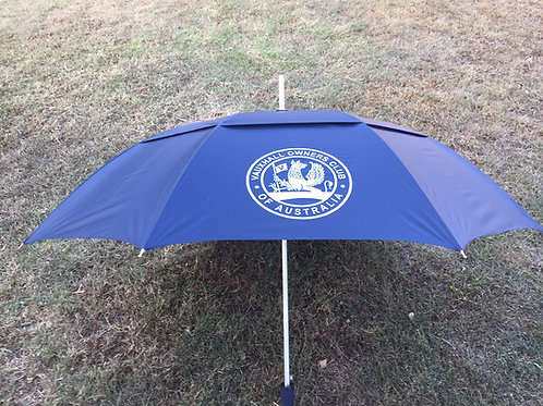 Umbrella - Golf style with club logo