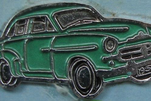 Badge - E model 40mm