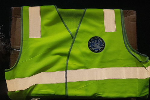 Safety Vests with club logo