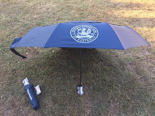 Umbrella - Small folding with club logo