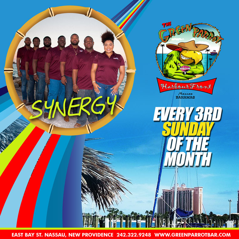 Synergy - Every 3rd Sunday of the Month