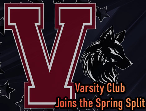 Varsity Club Announcement