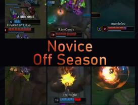 Novice Off Season