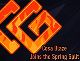 Cosa Gaming Blaze