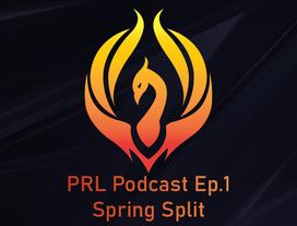 PRNL Podcast Ep.1 Spring Split