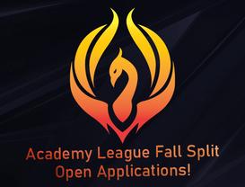 Fall Split Announcement