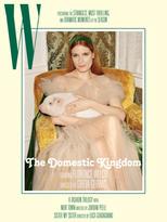 Florence Welch by Greta Gerwig + Tina Barney