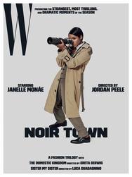 Janelle Monae by Jordan Peele + Collier Schorr