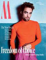 Robert Pattinson by Mario Sorrenti