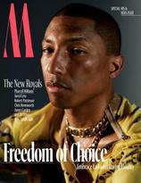 Pharrell by Mario Sorrenti