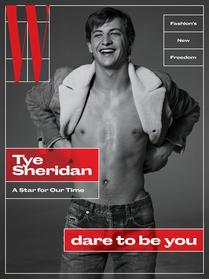 Tye Sheridan by Ethan James Green