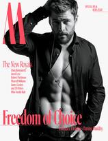 Chris Hemsworth by Mario Sorrenti
