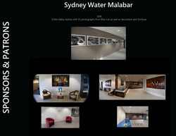 Sydney Water permanent exhibit