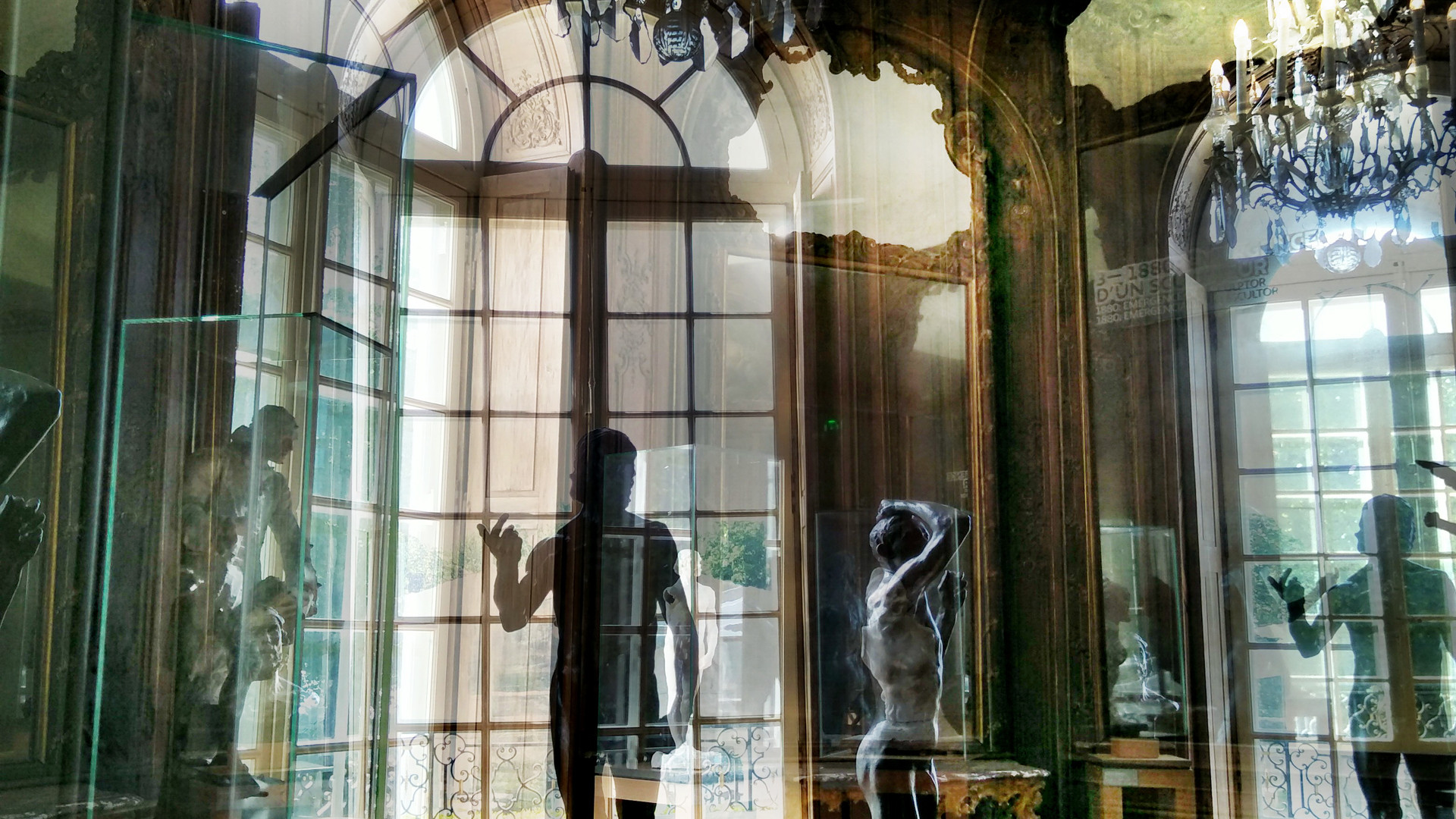Rodin's ghosts 2
