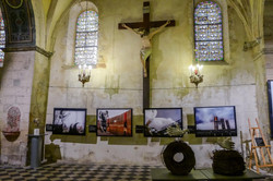 Church exhibit