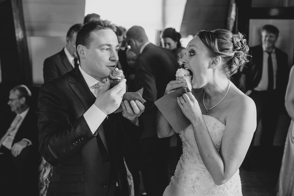Sneak peek bruiloft Robbie & Ilona