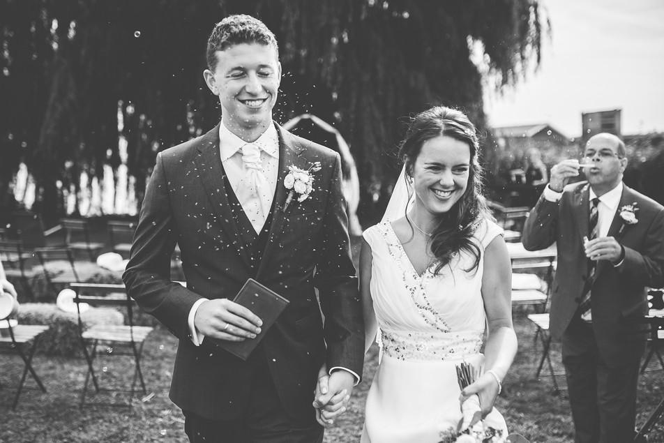 De bruiloften van 2016