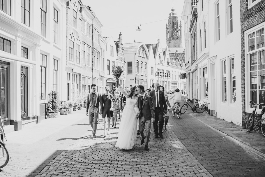 Bruiloft Benjamin & Juliëtte