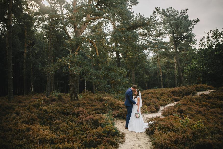 Bruiloft Robin & Hanna