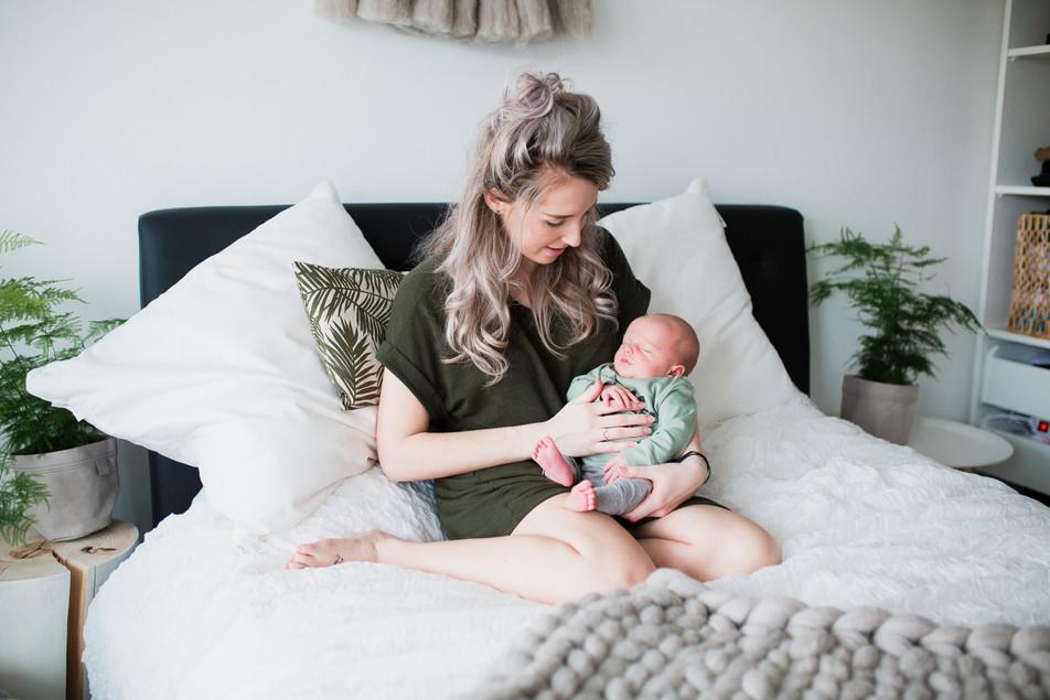 Newborn lifestyle Nairo