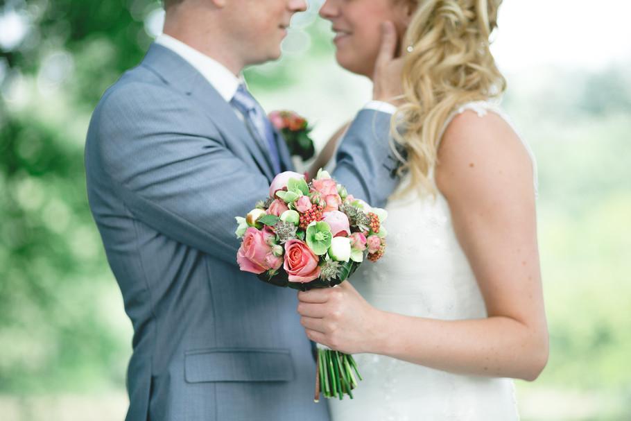 Sneak peek bruiloft Frank & Stephanie