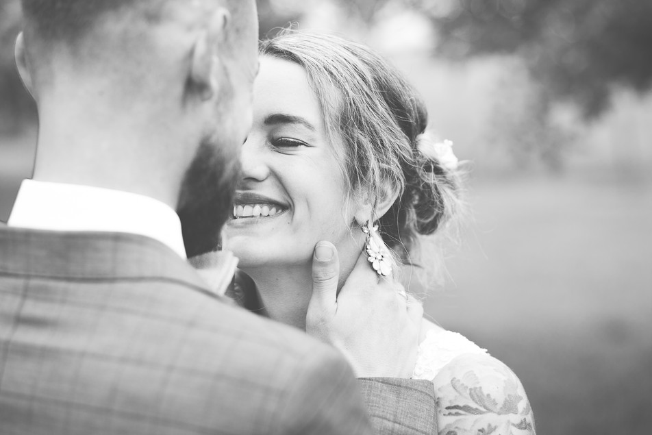Sneak peek bruiloft Frank & Aischa