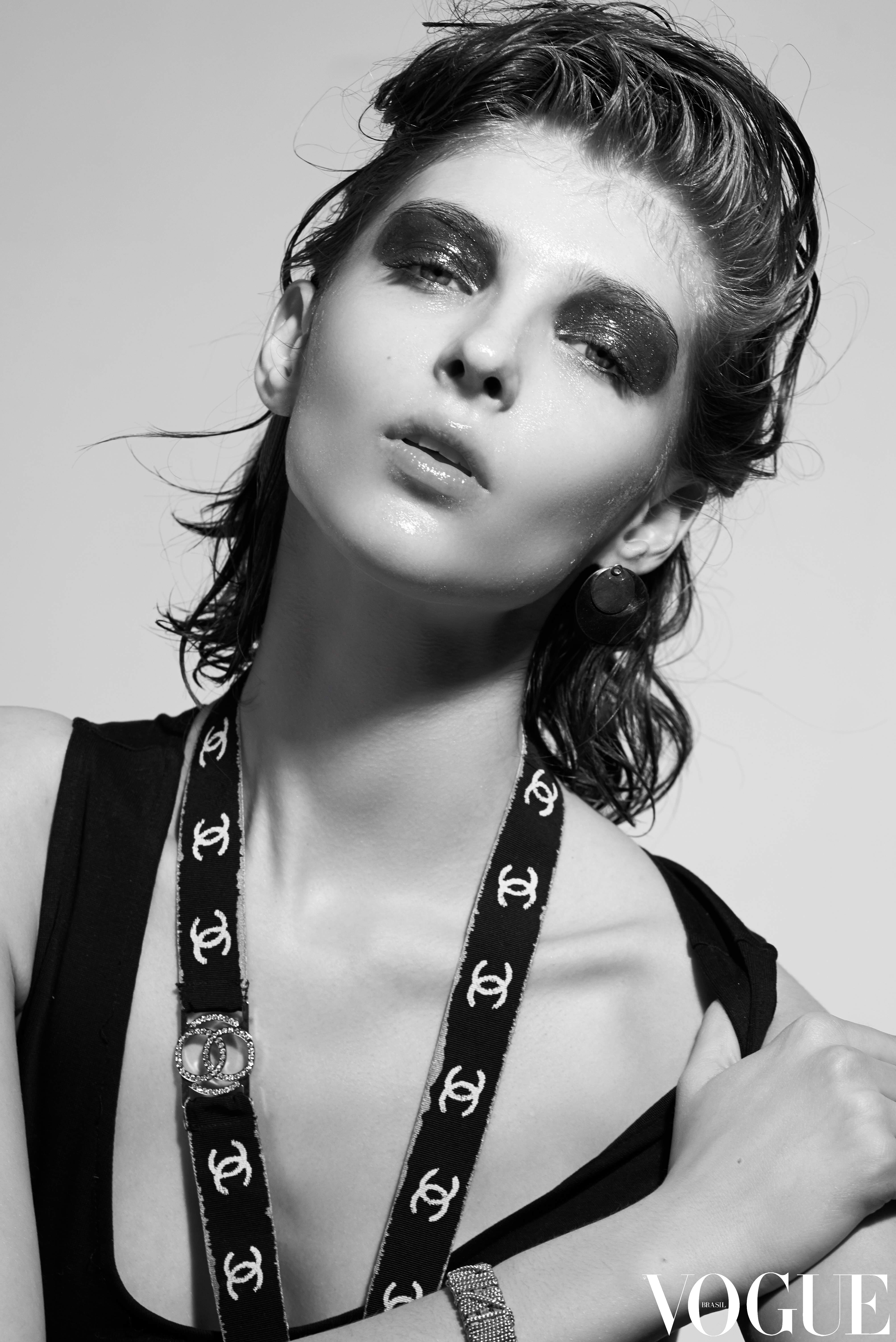 Anastasia Lagune for Vogue Brasil